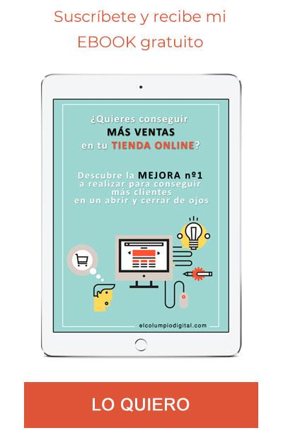 Ebook para mejorar las ventas tienda online