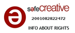 Logo safe creative copyright el columpio digital