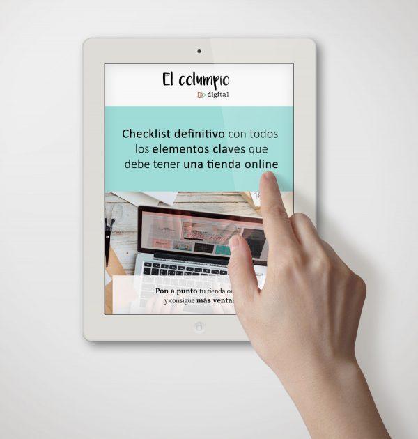 Ipad checklist definitivo para tiendas online
