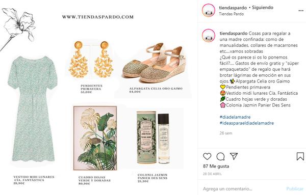 Tienda Pardo - Concept Store