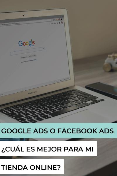 Facebook ads versus adwords que es mejor tienda online ventajas